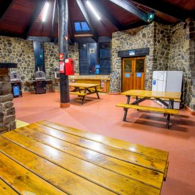 Cradle Mountain Camp Kitchen